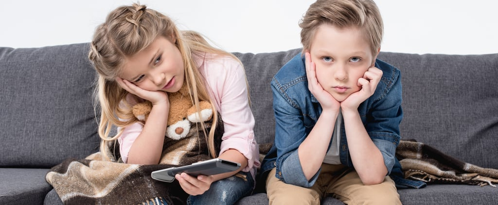 ما ينبغي عليك فعله عندما يقول لك أطفالك أنهم يشعرون بالملل