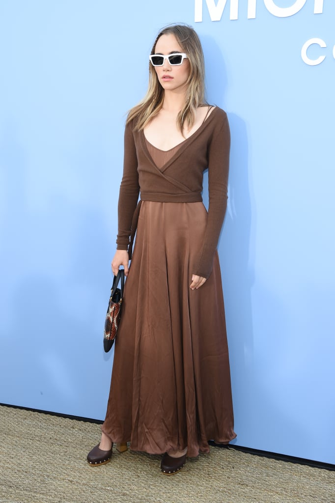 Suki Waterhouse at the Michael Kors Collection New York Fashion Week Show