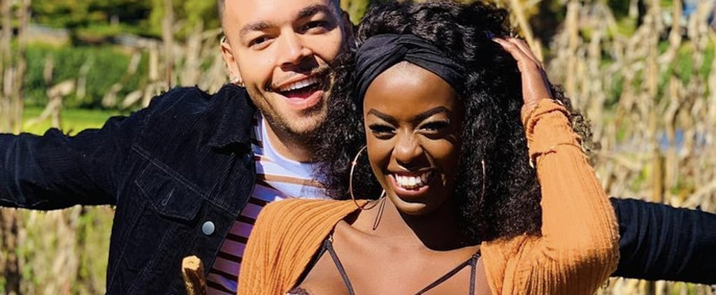 Love Island: Justine and Caleb's Cutest Pictures Together