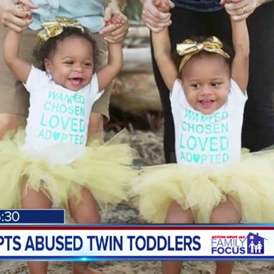 Nurse Adopts Abused Twins From Hospital