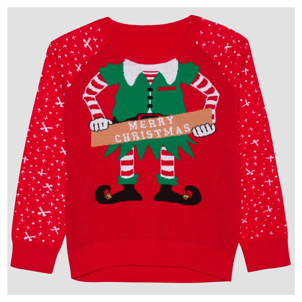 Toddler christmas sweater