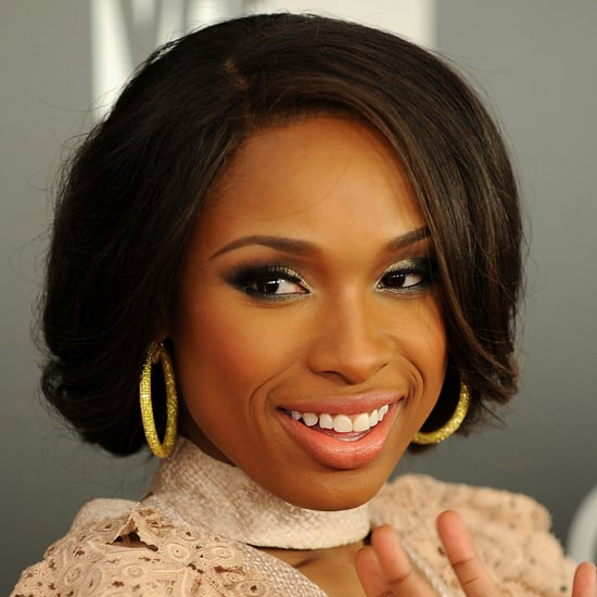 Get Jennifer Hudson's Silver Makeup Look