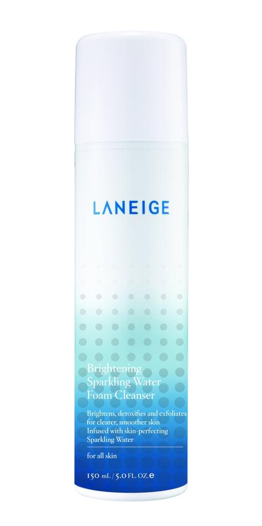 Laneige Sparkling Water Foam Cleanser