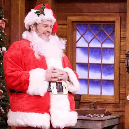 Chris Pratt and Jimmy Fallon's Mad Libs Skit on Tonight Show