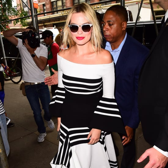 Margot Robbie Street Style Pictures