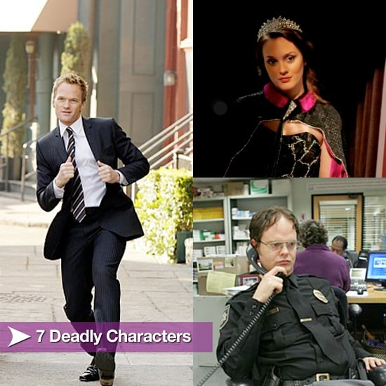 7 Deadly Characters