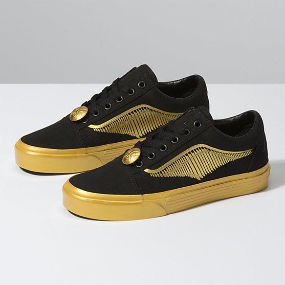 Vans x Harry Potter Golden Snitch Old Skool Sneakers