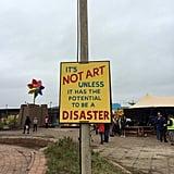 Banksy's Dismaland Exhibit