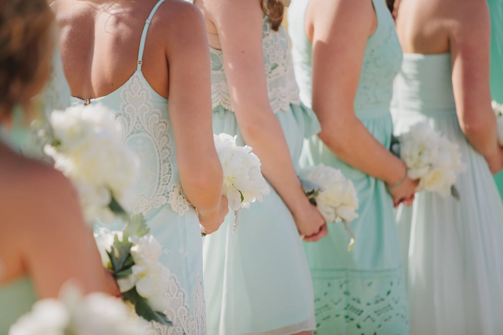 Allow Mismatched Bridesmaids Dresses