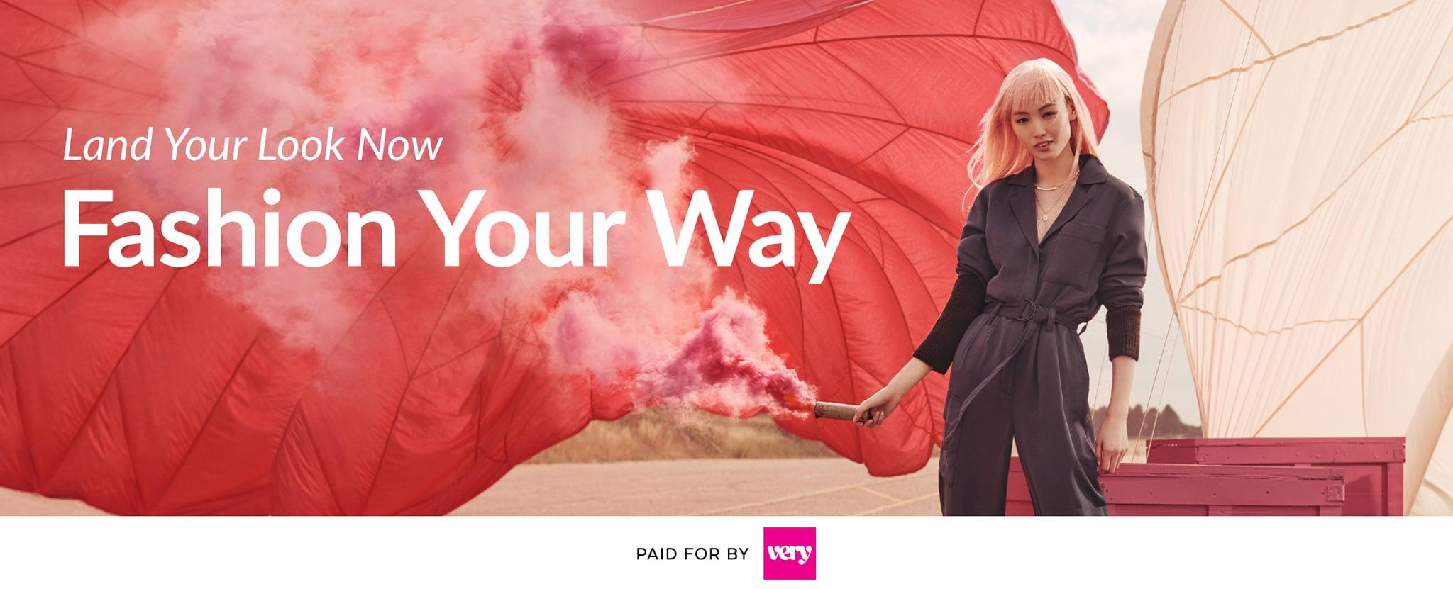 Fashion Your Way | POPSUGAR Fashion UK