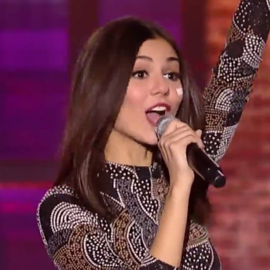Victoria Justice on Lip Sync Battle | Video