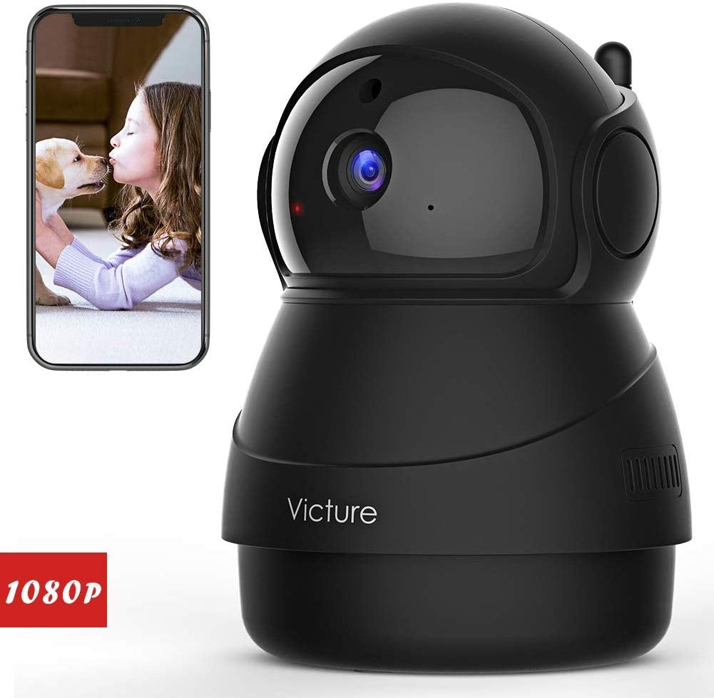 Victure FHD WiFi IP Indoor Wireless Security Camera
