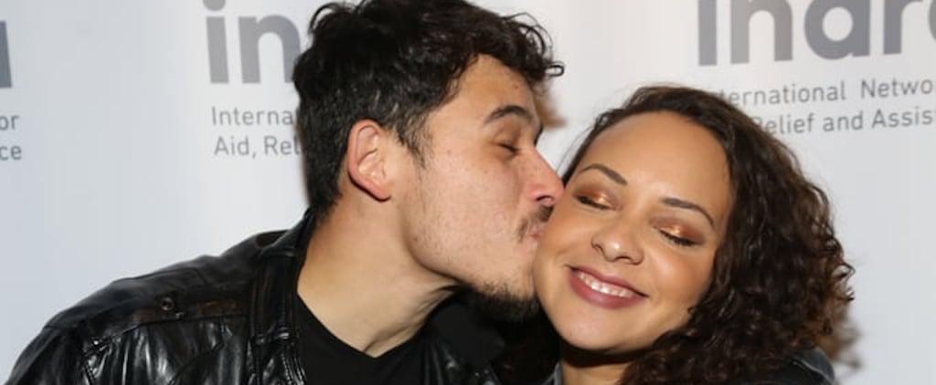 Cute Photos of Anthony Ramos and Jasmine Cephas Jones