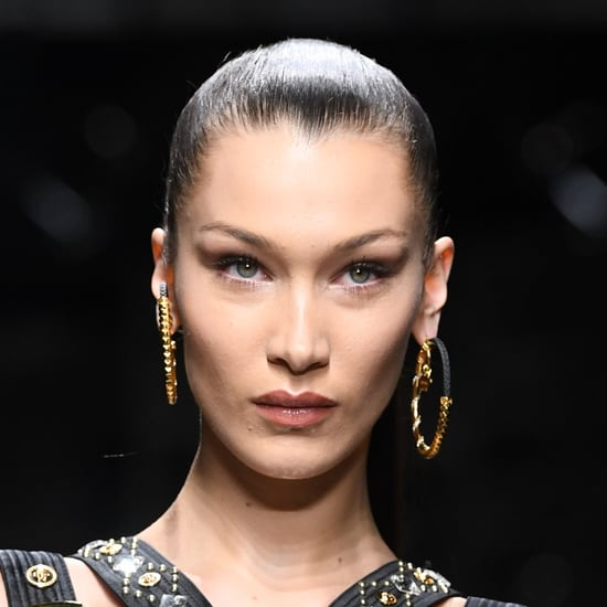 Bella Hadid Bangs 2019