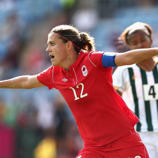 Christine Sinclair Breaks Record For International Goals