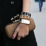Stacking bangles is an art form. Learn how to pile them on like a pro.