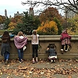 When the Cousins Convened in New York City