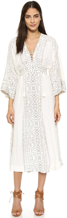 Free People Modern Kimono Maxi Dress ($168)
