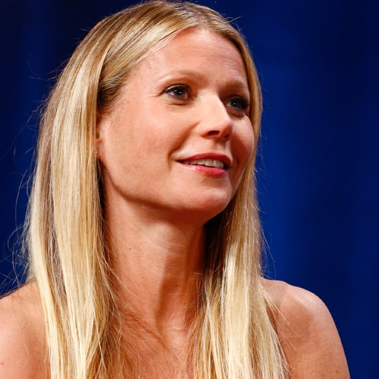 Gwyneth Paltrow Pink Dress at Cannes Lions 2016