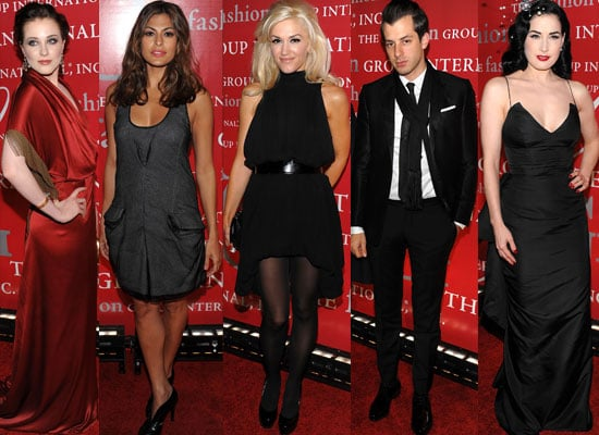 Gallery of Photos From Fashion Group International Party with Gwen Stefani