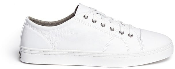 Cole Haan Falmouth Leather Low Top Sneakers ($170)