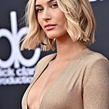 Hailey Baldwin at the 2018 Billboard Music Awards