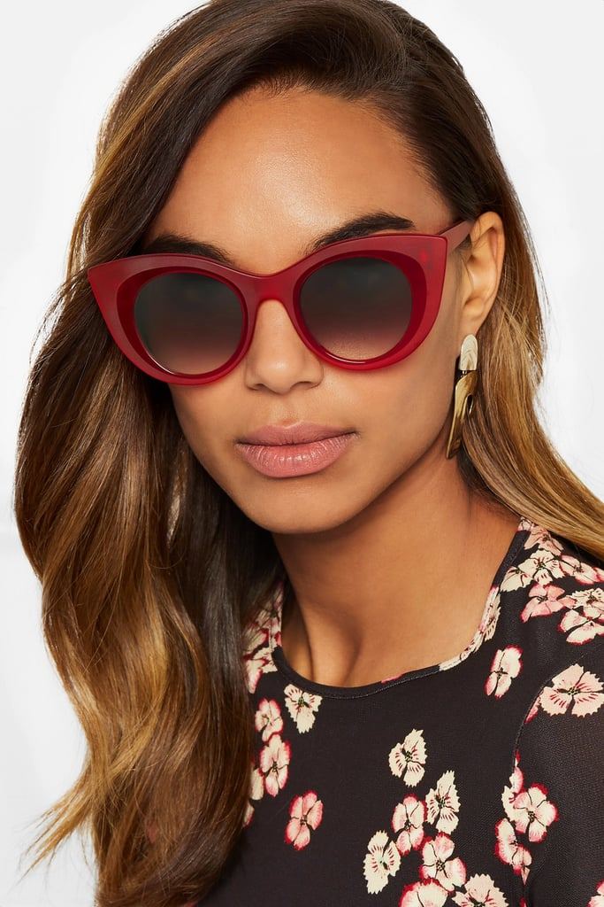 Thierry Lasry Hedony Cat-Eye Acetate Sunglasses