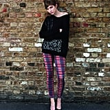 London Darling: Topshop Plays to British Punk and Polish For Fall '12