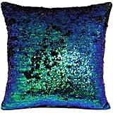 Sequined Throw Pillow ($20)