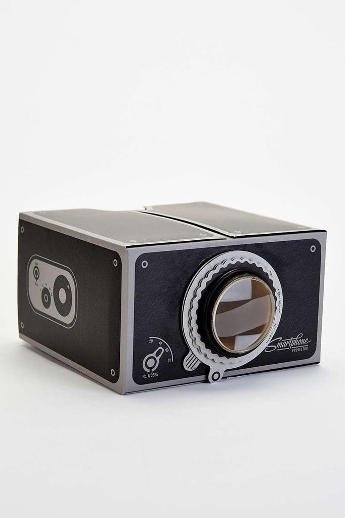 Smartphone Projector ($28)