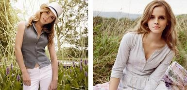 Photos of Emma Watson's Fair Trade Clothing Line For People Tree