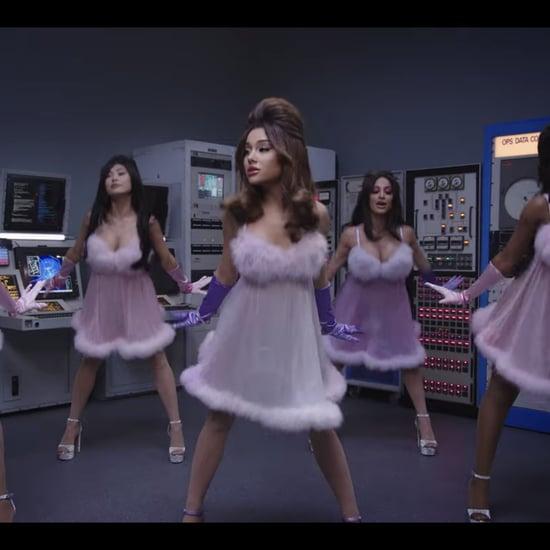 "Watch Ariana Grande's Austin Powers-Inspired ""34+35"" Video"