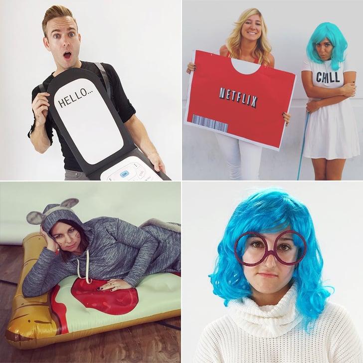 DIY Halloween Costumes 2015