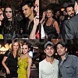 Celebrity Pictures at the 2011 MTV Movie Awards After Party With Jennifer Aniston, Taylor Lautner, Emma Watson