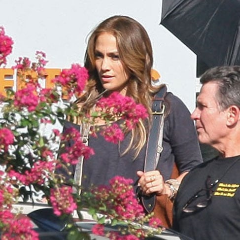 Jennifer Lopez What to Expect When You're Expecting Pictures