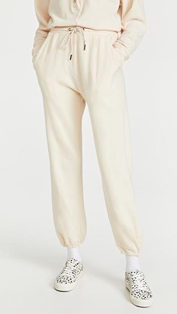 Laila Casual Fleece Pants