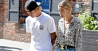 Hailey Baldwin's Date Night Out Is Low-Key Sexy — No Wonder Justin Bieber Can't Keep His Hands to Himself