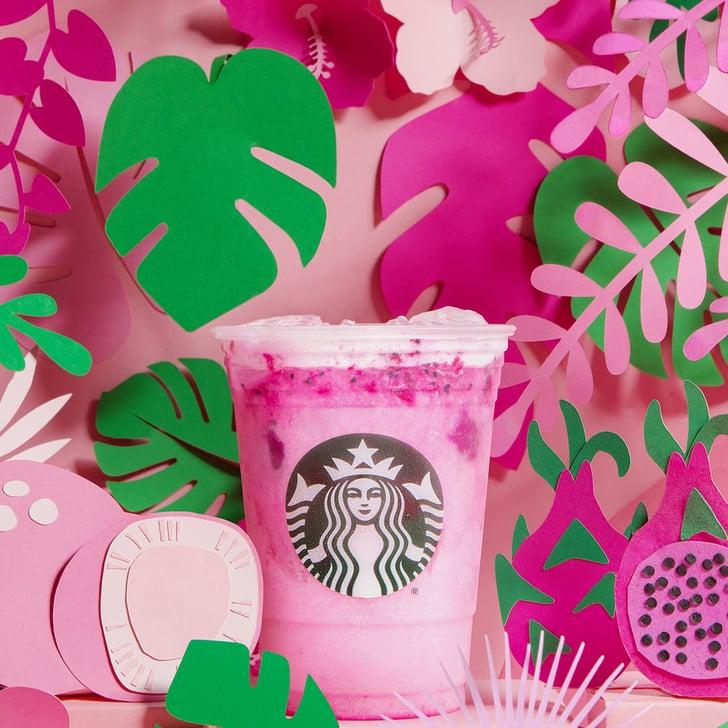 Starbucks Dragon Drink Popsugar Food