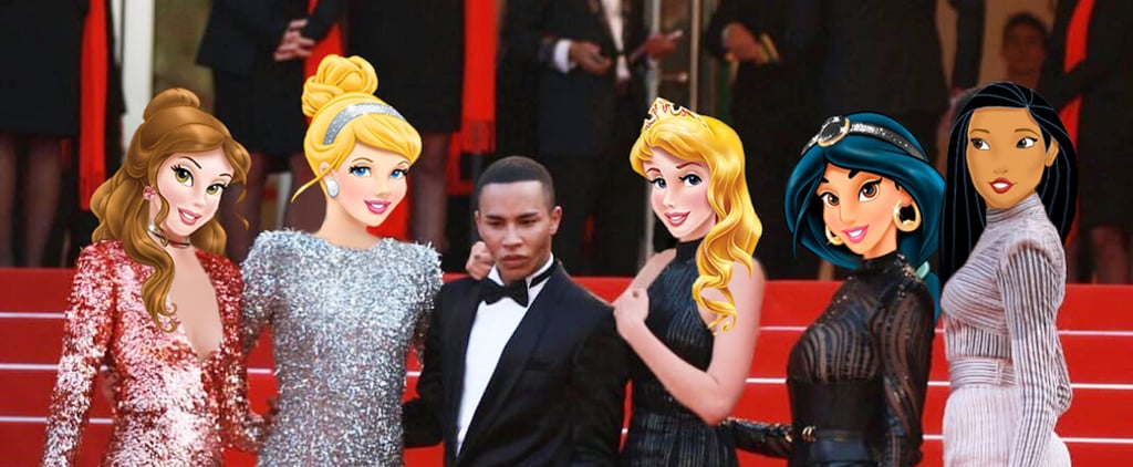 You Might Not Have Noticed, but Your Favorite Disney Princesses Showed Up to Cannes