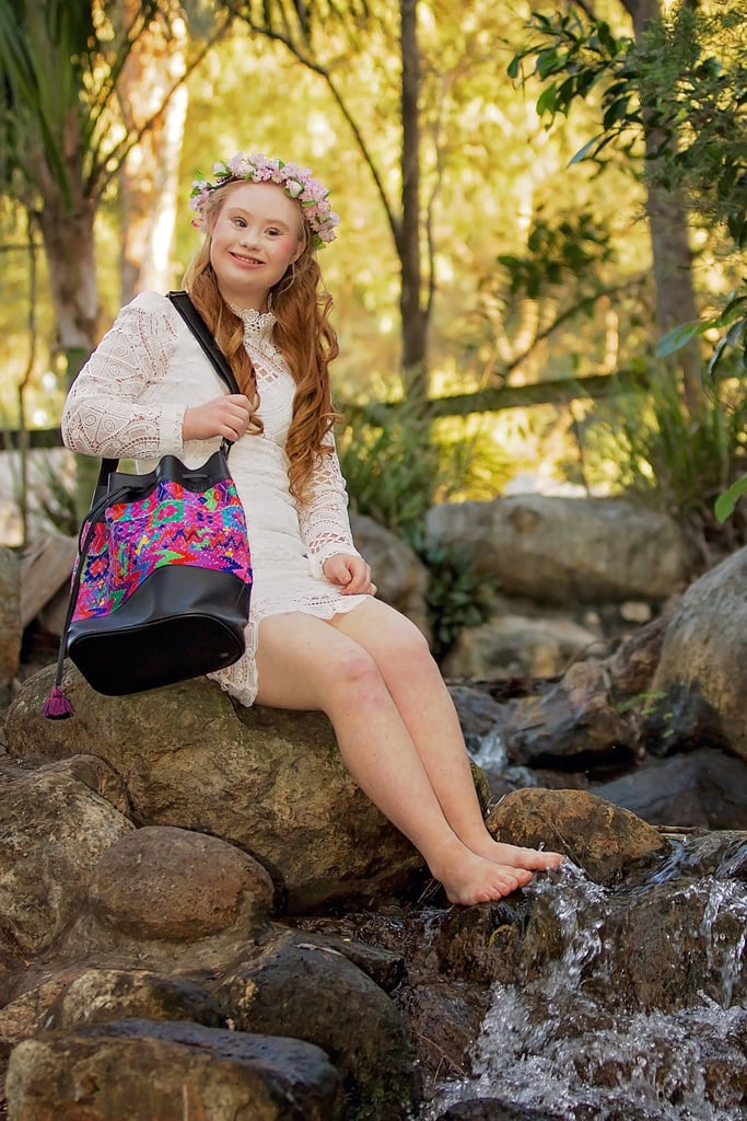 This Model With Down Syndrome Just Got Her Own Namesake Handbag