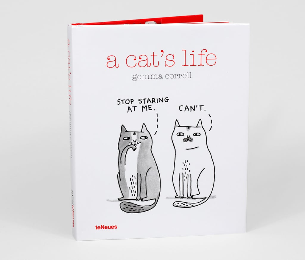 A Cat's Life by Gemma Correll ($20)