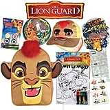 The Lion Guard Showbag ($10) Includes:  Backpack  Leggionaries Hat  Growth Chart