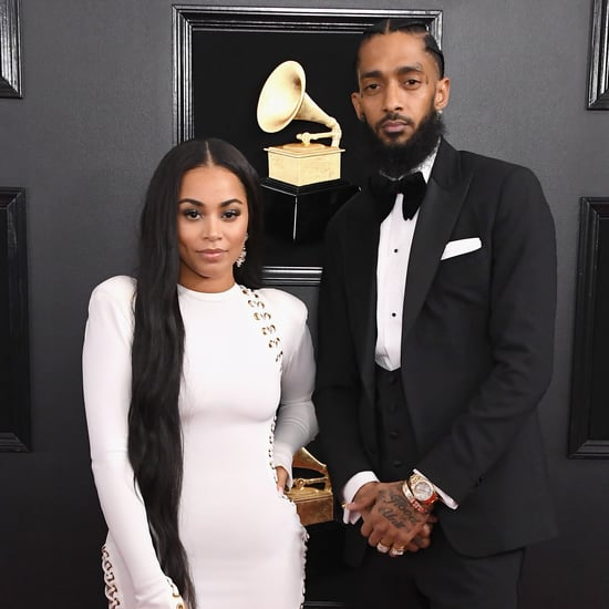 Lauren London Honors Nipsey Hussle on His 35th Birthday