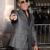 Vin Diesel = Mark Sinclair