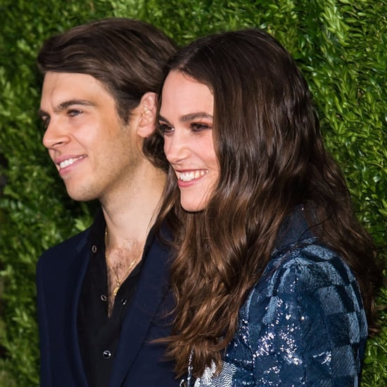 Keira Knightley und James Righton Bilder
