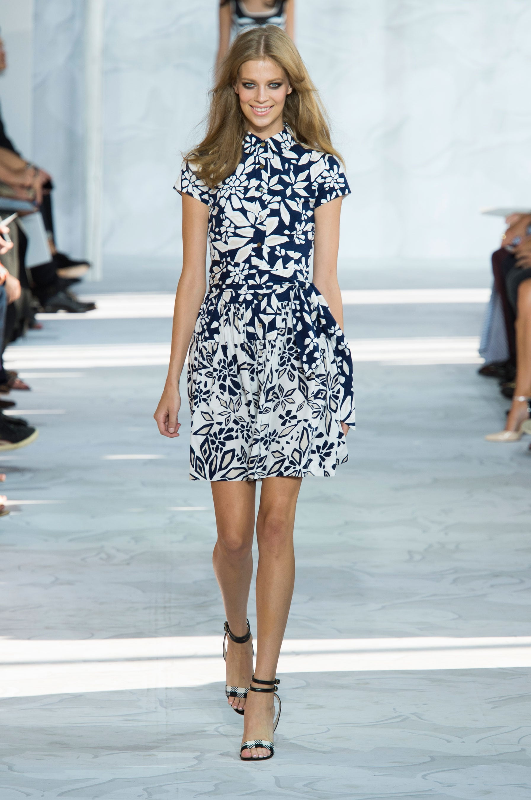 Diane Von Furstenberg New York Fashion Week