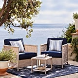 Monroe Patio Chat Set