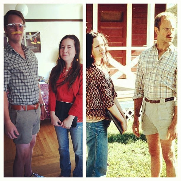 Beth and Henry From Wet Hot American Summer