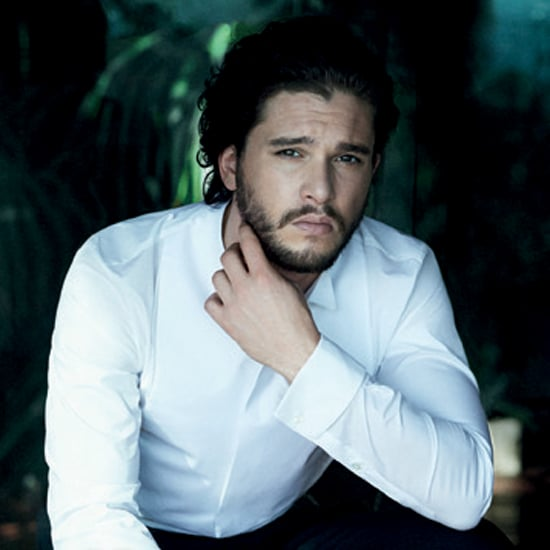 Kit Harington's Jimmy Choo Man Fragrance Campaign   Pictures