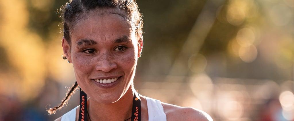 Letesenbet Gidey Breaks Half Marathon World Record